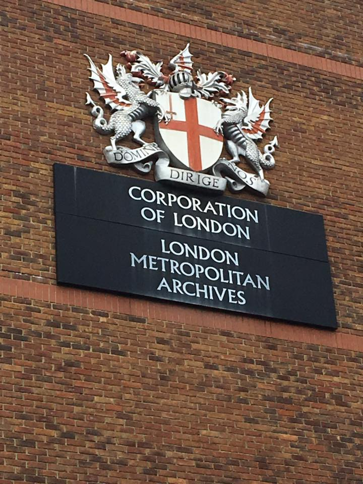 London Metropolitan Archives